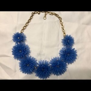 J. Crew Jewelry - J. Crew Blossom Statement Necklace